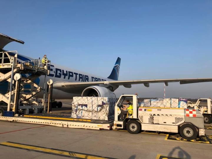 مصر:  الإعلان عن تأجيل وصول طائرة مساعداتها لجزرالقمر