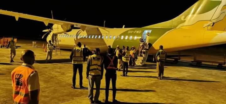 القمريون العالقون بسبب كوفيد: 19: بدء عمليات إعادة جماعية للمواطنين فيمدغشقر