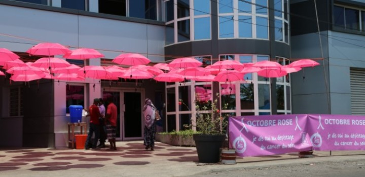 أكتوبر الوردي: التشخيص المبكر لسرطان الثدي بمركز الدكتورصامحي