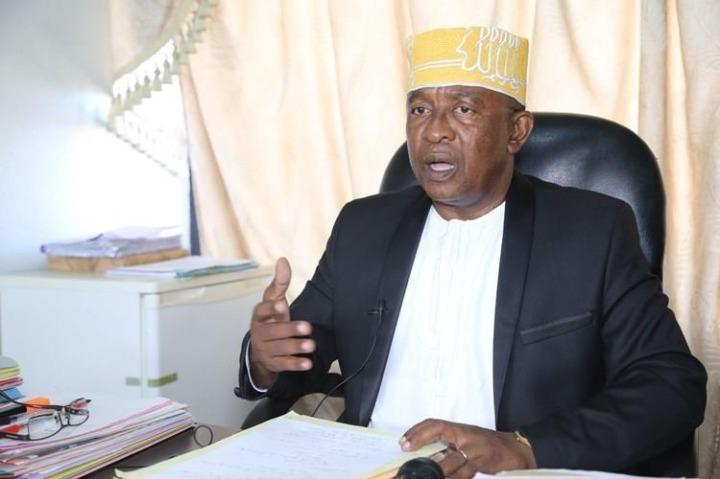 """مكتب المدعي العام في موروني: محمد عبده يحذر من """"أي محاولة لزعزعة الاستقرار"""""""