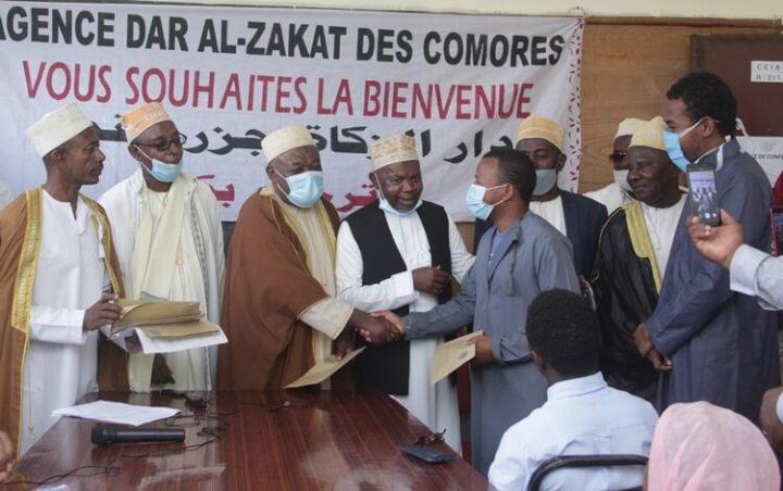 بينهم طالبان من جزيرة مدغشقر: دار الزكاة تطلق برنامج دفع الرسوم الدراسية للطلابالمعدومين