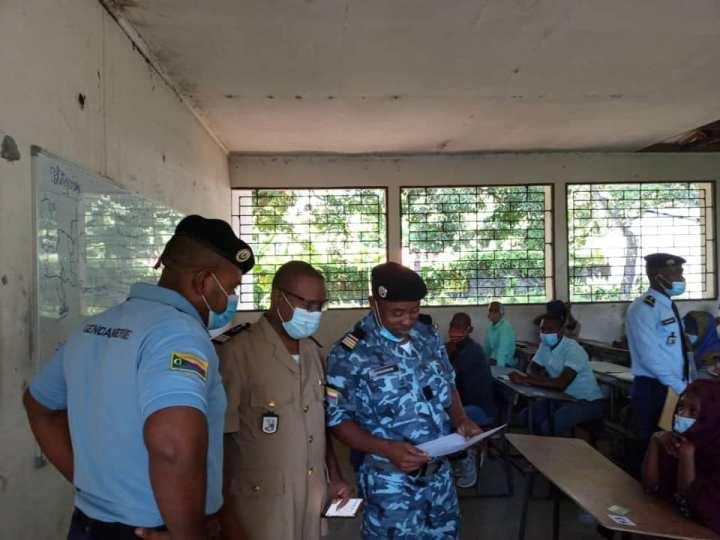 الدرك الوطني: انطلاق امتحانات القبول على مستوى الجزرالثلاثة.