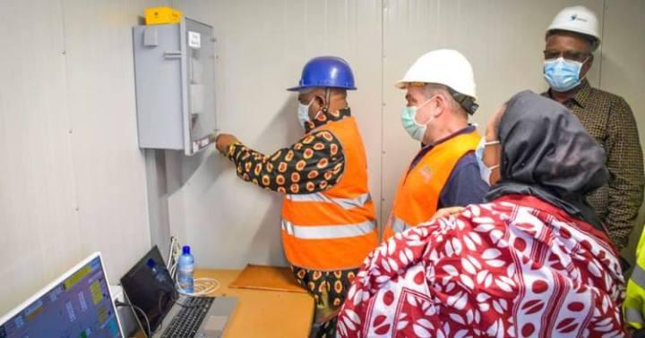 محطة بوموني الكهروضوئية تكلف ما يقارب 15 مليون يورو لطاقةنظيفة