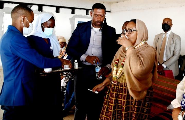 حملة العلاج الجماعي المجاني للقضاء على داء الفيلاريات اللمفاوي والتطفل المعوي في نغازيجامن 4 إلى 6 ديسمبر.