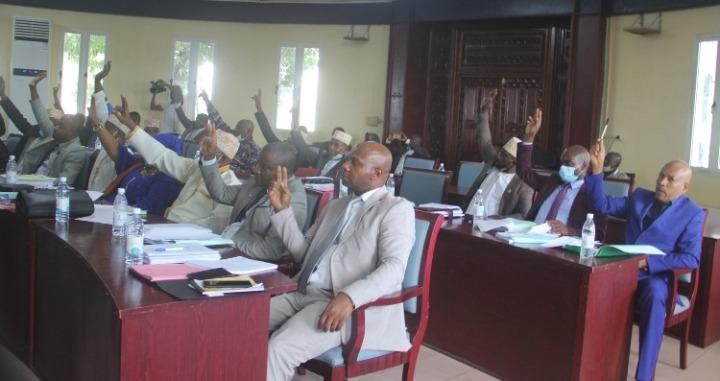 البرلمان الوطني:  التصويت على حزمة من القوانينالجديدة