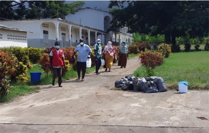 في ظل تراجع عدد الإصابات بجائحة كورونا: إغلاق مركز لجنة مسلمي إفريقيا (أما) بجزيرةموهيلي