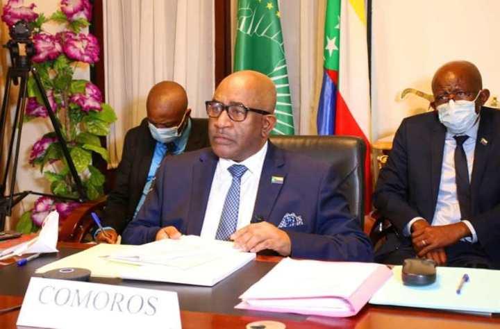 انتخاب الرئيس عثمان غزالي نائبا ثانيا لرئيس الاتحادالأفريقي