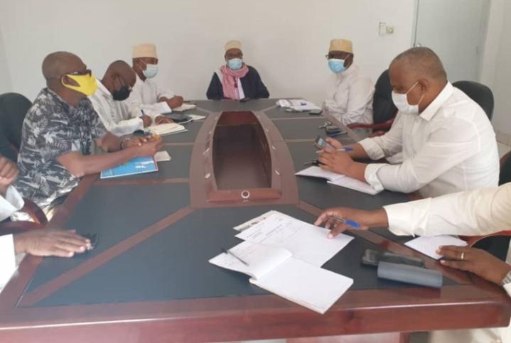 لدراسة إمكانية إعادة فتح المساجد: دار الافتاء يعقد اجتماع تشاوري مع أطباء اللجنة الوطنية لمكافحةكوفيد-19